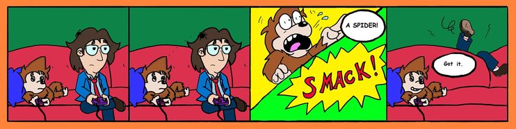 rsz_gorillie_comic_strip_ouchy_a_spider.jpg